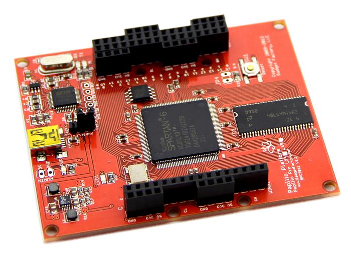 Buy Papilio FPGA boards