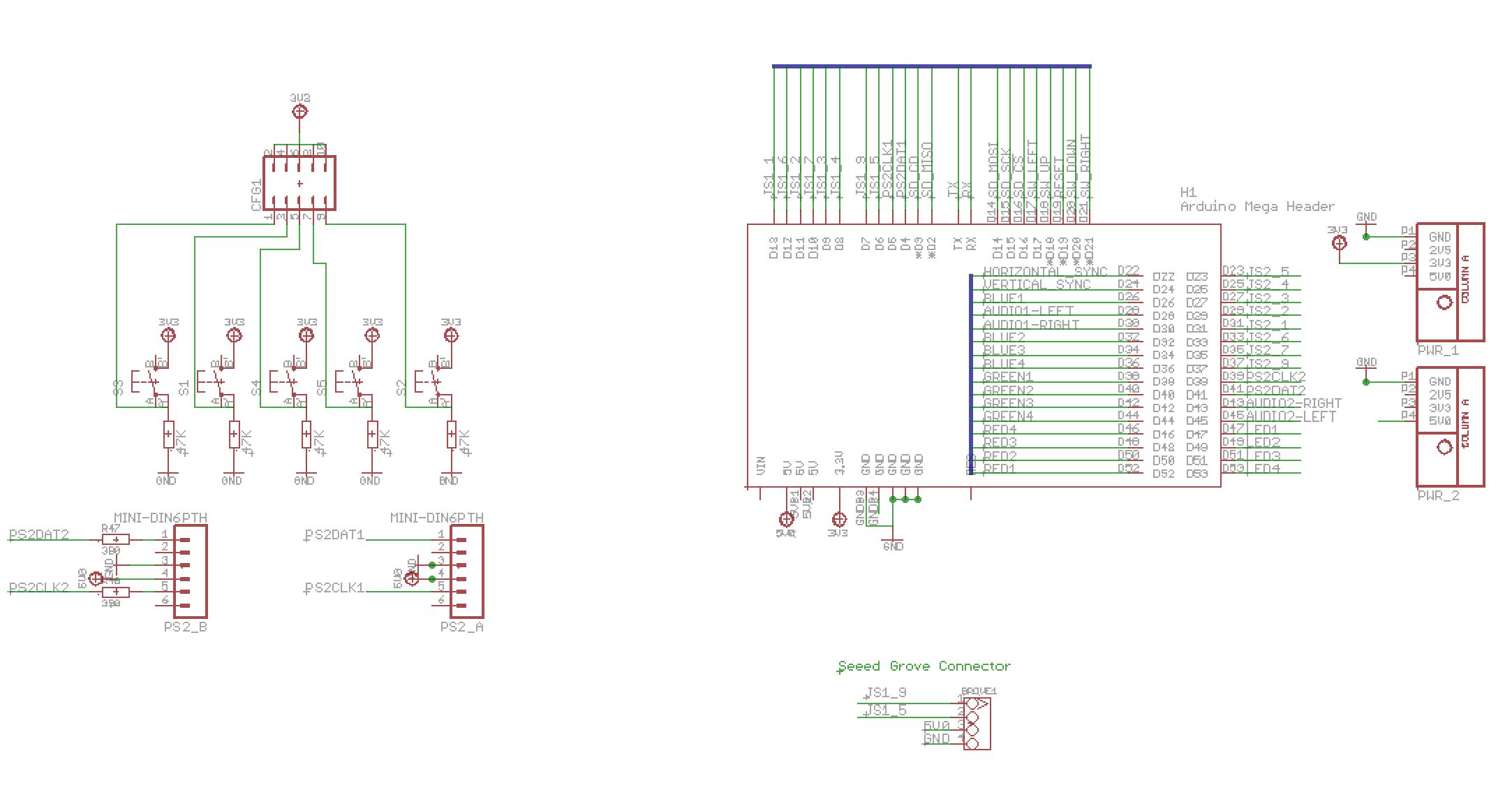 ClicComputingShield Db Shield Wiring Diagram on